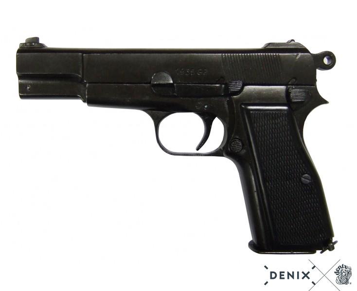 Replika pistole Browning Hi-Power